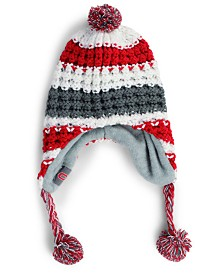 Top of the World Ohio State Buckeyes Boppy Knit Hat