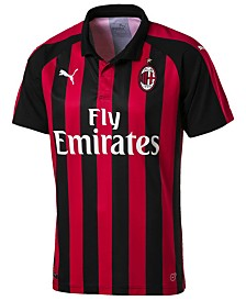 Puma Men's AC Milan Home Stadium Jersey