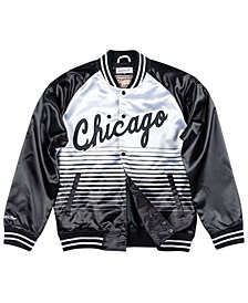 Mitchell & Ness Men's Chicago Bulls Concord Colletion Satin Jacket