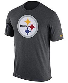 Men's Pittsburgh Steelers Legend Logo T-Shirt