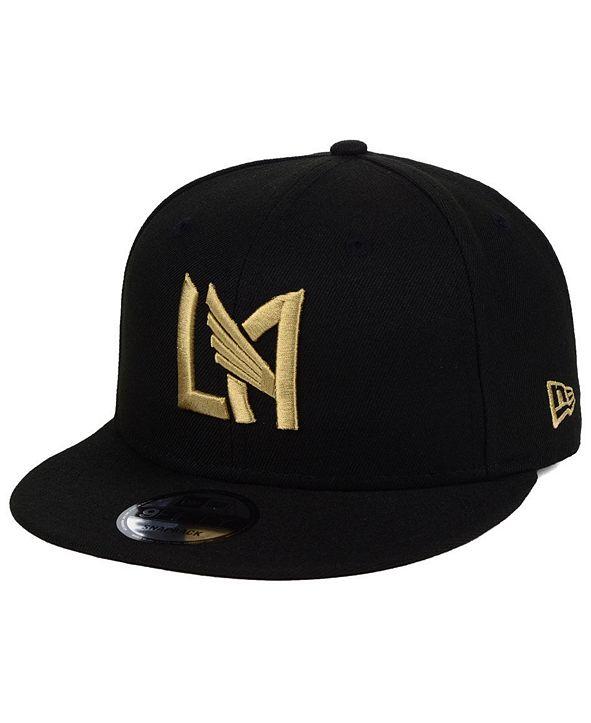 New Era Los Angeles Football Club Core 9FIFTY Snapback Cap