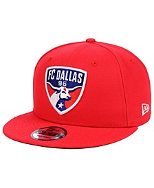 FC Dallas Core 9FIFTY Snapback Cap