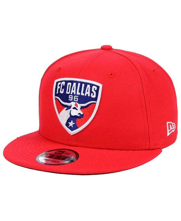 New Era FC Dallas Core 9FIFTY Snapback Cap