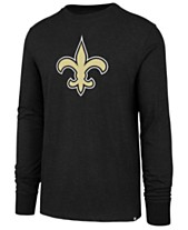 095f1a65b  47 Brand Men s New Orleans Saints Imprint Club Long Sleeve T-Shirt