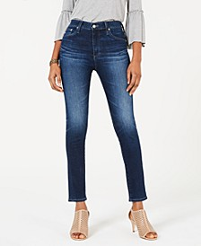 AG Farrah Skinny Ankle Denim - High Rise Skinny Ankle