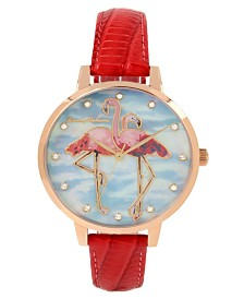 Tommy Bahama Paradise Flamingo Watch
