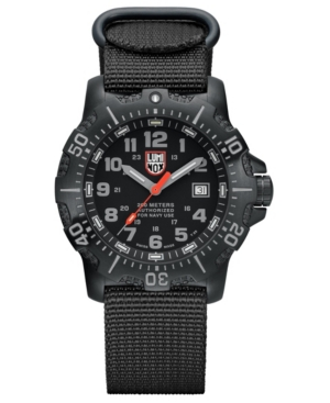 Luminox Anu 4200 Series Black Mens Watch - 4221
