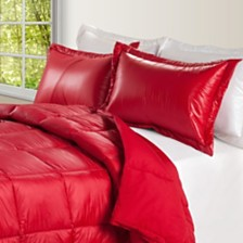 PUFF Packable Down Alternative Indoor/Outdoor Water Resistant Comforter Collection