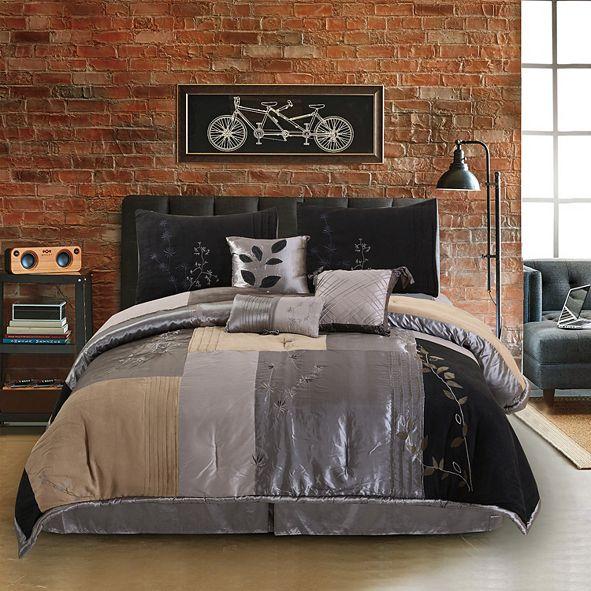 Cottonloft Back to Nature 7-PC Complete Comforter Set