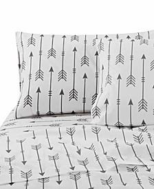 Home Arrow Twin Sheet Set