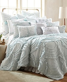 Home  Spa King Quilt Set
