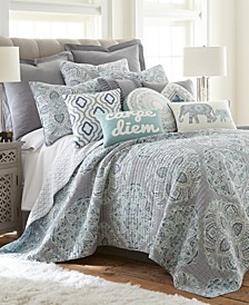 Home Tania Full/Queen Quilt Set