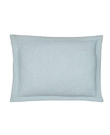 Home Washed Linen Spa Standard Sham