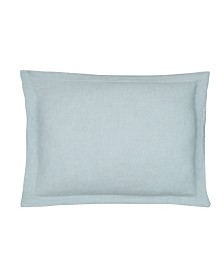 Levtex Home Washed Linen Spa Standard Sham