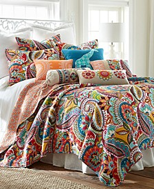 Home Rhapsody King Quilt Set