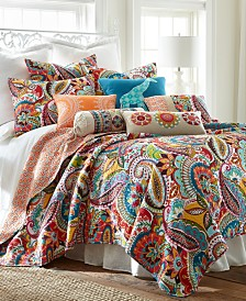 Levtex Home Rhapsody King Quilt Set