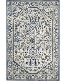 "Safavieh Artisan Silver and Blue 5'1"" x 7'6"" Area Rug"