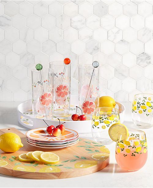 Martha Stewart Collection Open Stock Citrus Collection