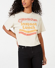 Juniors' Cotton Instant Lunch T-Shirt