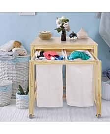 Eco Home Laundry Prep Hamper