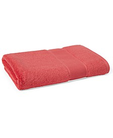 Sanders  Antimicrobial Solid Bath Sheet