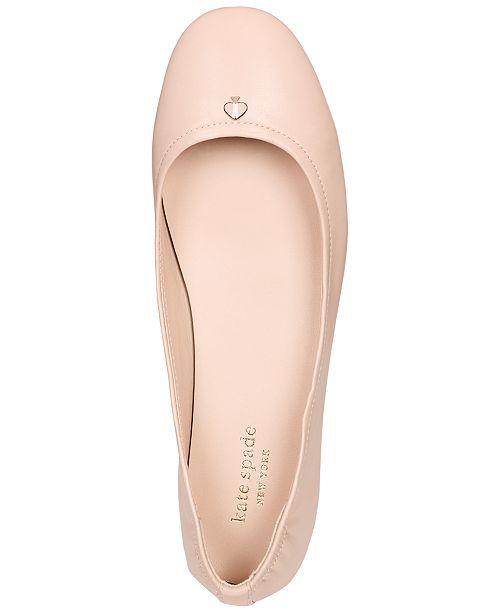 b9e2d778779d kate spade new york Kora Ballet Flats   Reviews - Shoes - Macy s