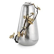 Butterfly Ginkgo Centerpiece Vase