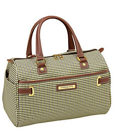 "London Fog Oxford II Softside 16"" Satchel"