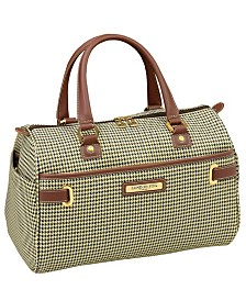 "London Fog Oxford II Softside 16"" Satchel Luggage, Created for Macy's"