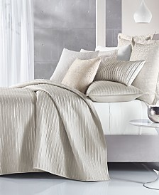 Hotel Collection Silverwood Coverlet Collection, Created for Macy's