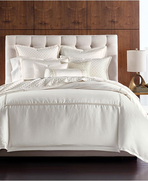 Hotel Collection Luxe Border Bedding Collection, Created for Macy's