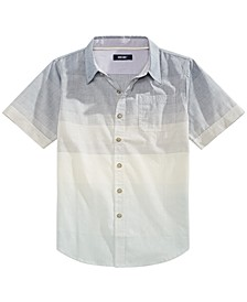 Big Boys Color Gradient Shirt