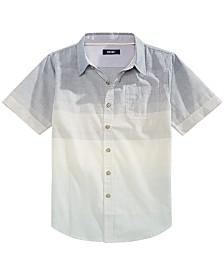 Univibe Big Boys Color Gradient Shirt