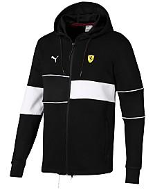 Puma Men's Ferrari Zip Hoodie