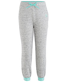 Calvin Klein Big Girls French Terry Capri Sweatpants