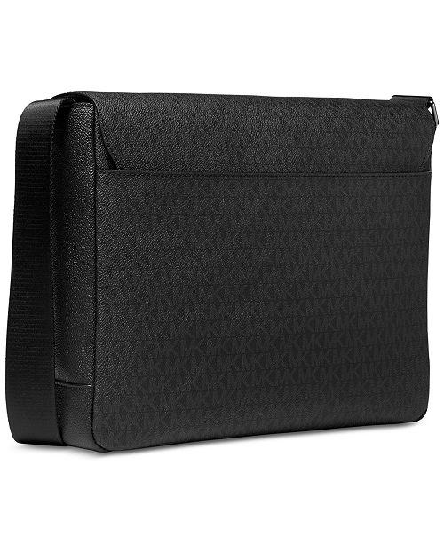 b31f758aa984 Michael Kors Men s Jet Set Messenger Bag - All Accessories - Men ...