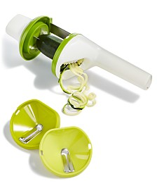 Martha Stewart Collection Handheld Spiralizer, Created for Macy's