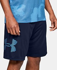 "Under Armour Men's UA Tech Logo 10"" Shorts"