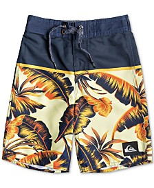 "Quiksilver Toddler Boys Everyday Frond 14"" Board Shorts"
