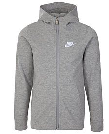 Nike Toddler Boys Zip-Up Cotton Hoodie