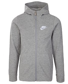 Nike Little Boys Full-Zip Logo Hoodie