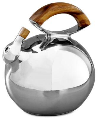 Nambe Gourmet Bulbo Tea Kettle