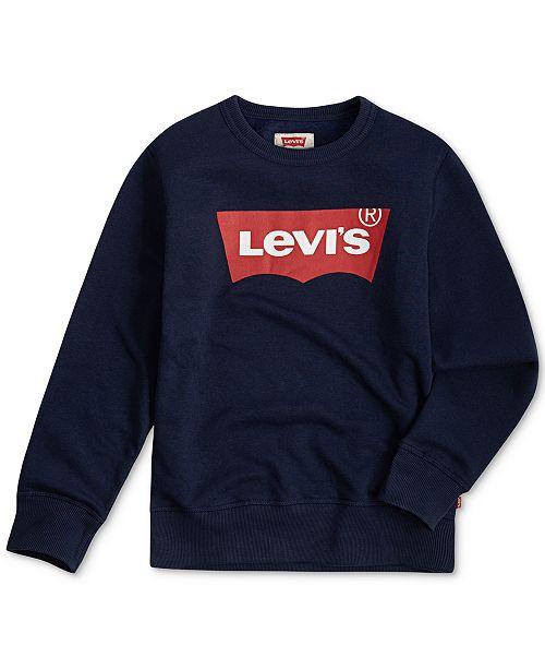 Levi's Toddler Boys Batwing Logo Sweatshirt