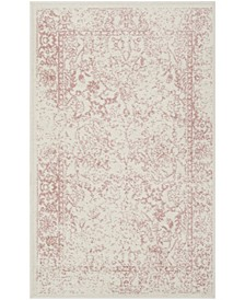 Adirondack 109 Ivory and Rose Area Rug Collection