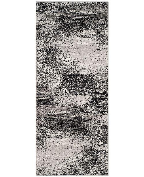 "Safavieh Adirondack Silver and Multi 2'6"" x 6' Runner Area Rug"