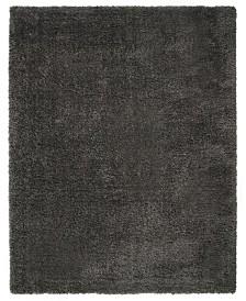 Safavieh Flokati Charcoal 8' x 10' Area Rug