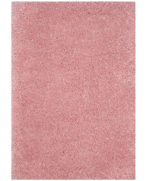 "Safavieh Polar Light Pink 5'1"" x 7'6"" Area Rug"