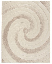 Safavieh Selarmo Cream and Beige 8' x 10' Area Rug