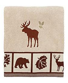 Natures Trail Bath Towel