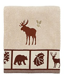 Natures Trail Bath Towel